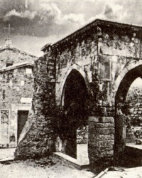 Церковь св. Сергия (Сурб Саркис) в Феодосии