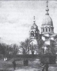 Собор во имя иконы Божией Матери Казанская в Феодосии