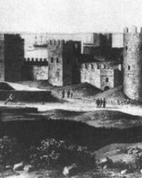 Генуэзская крепость Кафа г.Феодосия