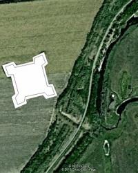 Козловская (Дриецкая) крепость. Крепости Украинской укрепленной линии