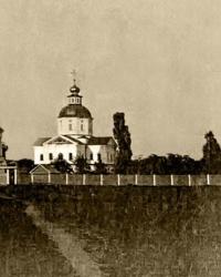 Самарский Пустынно-Николаевский мужской монастырь