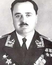 Бронзовый бюст Мазуренко Алексею Ефимовичу