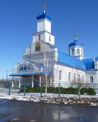 Свято-Покровский храм в Спасском