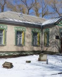 Народный краеведческий музей села Спасское