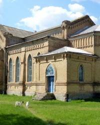 Католическая церковь святых Петра и Павла с.Терсянка