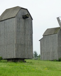 Музей мельничного дела в с.Стецовка
