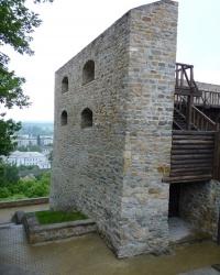 Чигиринская крепость. Замковая гора