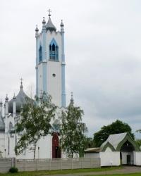 Преображенская церковь в с.Мошны
