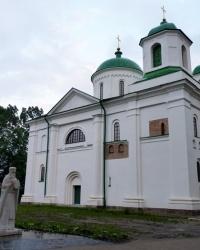 Успенский (Георгиевский 1144 г.) собор в Каневе