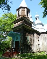 Церковь Рождества Пресвятой Богородицы в селе Тулинцы
