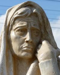 Памятник жертвам Голодомора в Запорожье