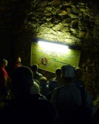 """""""Мраморная пещера"""" на нижнем плато горного массива Чатыр-Даг"""