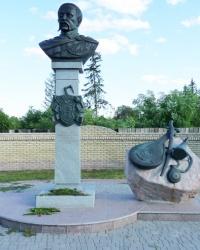 Памятник гетману Даниилу Апостолу