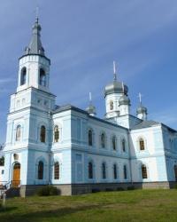 Архангело-Михайловский храм в Краснокутске