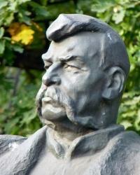 Памятник Гетьману Украины Богдану Хмельницкому в Запорожье