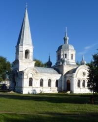 Свято-Успенский храм в с.Андреевка (Сичеваново)