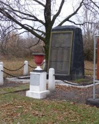 Братская могила в Забарино