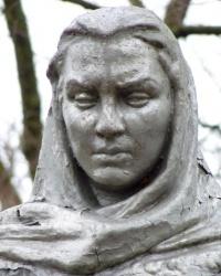Братская могила в Александровке