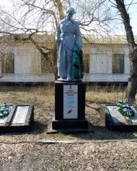 Воины села Мосты и Анновки