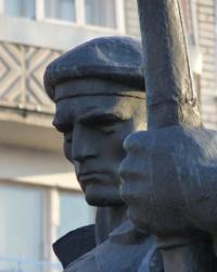 Памятник революционным матросам Днепровской флотилии