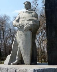 Мемориальный комплекс солдатской славы в Полтаве