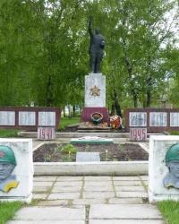 Братская могила в Великой Рублевке