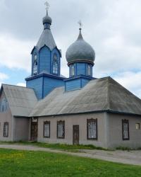 Церковь Троицы Живоначальной в Опошне