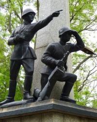 Памятник ВОВ в Кировограде