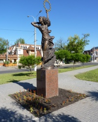 Монумент «Единая Европа» в Николаеве