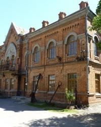 Николаевский областной краеведческий музей (перемещен в другое здание)