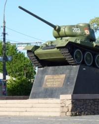 Т-34-85 с условным номером «283»