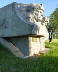 Мемориал Советским воинам в Зеленом Яру