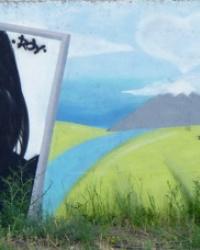Спрей-арт (граффити) в Днепропетровске. Фотоквест