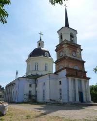 Успенский кафедральный собор в Херсоне