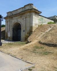 Херсонская крепость с адмиралтейством