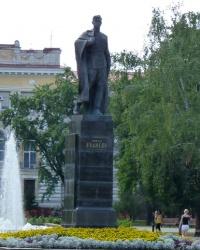 Памятник Рудневу в Харькове