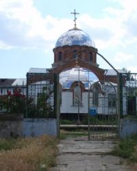 Покровская церковь в с.Красный Маяк