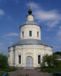 Свято-Николаевская церковь в с. Китайгород