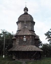 Троицкая церковь в Драбовцах (Деревянное зодчество)