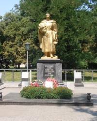 Братская могила в Переяслав-Хмельницком