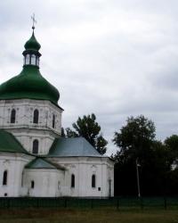Свято-Воскресенская церковь в Седневе