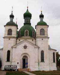 Вознесенская церковь в Козельце