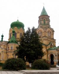 Свято-Покровская церковь с. Новые Петровцы
