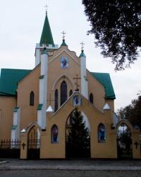 Свято-Михайловский храм в Городище
