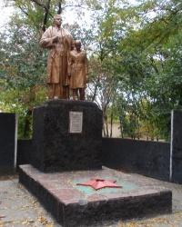 Воины села Устиновка