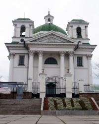 """Костел святого Иоанна Крестителя на """"Замковой горе"""""""
