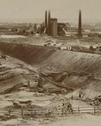 Гданцевский чугунолитейный завод 1892г. в г.Кривой Рог