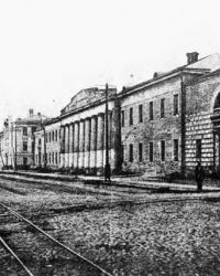 пр.К.Маркса, 106 (Екатеринославская суконная фабрика) в Днепропетровске