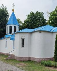 Храм в честь Покрова Пресвятой Богородицы (Свято-Покровский) в с. Терпенье