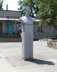 Памятник Г. И. Котовскому в с.Волосское